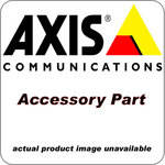 Axis Communications 24887  Indoor Vandal Resistant Corner Mount Housing