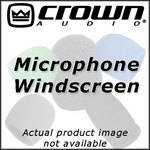 Crown Audio WS-8 Foam Windscreen