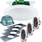 "OWI Inc. AMP1S54 Self-Amplified 5"" Ceiling Speaker Kit"
