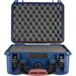 Porta Brace PB-2300F Hard Case with Foam Interior (Blue)