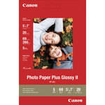 "Canon Photo Paper Plus Glossy II (5 x 7"")"
