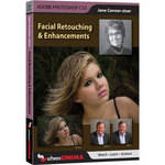 Software Cinema DVD-Rom: Training: Facial Retouching and Enhancements CS3 by Jane Conner-ziser
