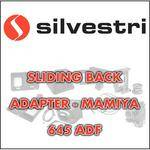 Silvestri Flexicam Sliding Back for Mamiya 645 AFD Series Cameras