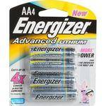 Energizer Energizer AA Lithium Batteries (4 Pack)