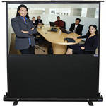 "Vutec 01-EVPVP3460 Porta-Vu Traveller Portable Projection Screen (34 x 60"")"