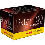 Kodak 135-36 35mm Ektar 100 Color Negative Film (36 Exposure)