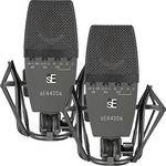 sE Electronics sE4400a Large Diaphragm Multi-Pattern Condenser Microphone (Pair)