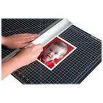 "Dahle 10670  Vantage Self-Healing Cutting Mat (9x12"", Black)"