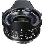 Voigtlander Super Wide-Heliar Aspherical II 15mm f/4.5 Lens for Leica M Cameras