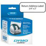 "Dymo Return Address Labels (3/4 x 2"")"