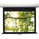 "Vutec 01-HD3086-115MWB HD III Deluxe Manual Front Projection Screen (86x115"")"