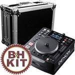 Denon DJ DN-S1200 - Compact Portable DJ CD/MP3 Player and Flight Case Kit