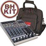 Mackie 802-VLZ3 8-Channel Analog Audio Mixer with Bag