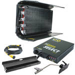 Kino Flo 4' 4Bank One-Light Kit With Soft Case (120V)