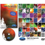 Savage DVD-ROM: Digital Backgrounds (Holiday)