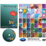 Savage DVD-ROM: Digital Backgrounds (Baby/Child/Teen)