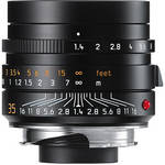 Leica 35mm f/1.4 Summilux-M ASPH. Lens (Black)