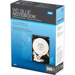 "Western Digital 500GB WD Scorpio Blue SATA 2.5"" Hard Drive"