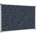 Best Rite 321RA-97 Rubber-Tak Tackboard (1.5 x 2', Blue)