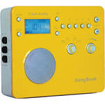 Tivoli SongBook AM/FM Travel Radio (High Gloss Yello)
