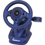 Impecca WC100 Steering Wheel Webcam with Built-In Mic (Blue)