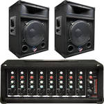 Nady MPM-8175 / PA212 Powered PA System