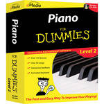eMedia Music CD-ROM: Piano For Dummies Level 2