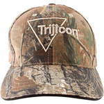 Trijicon Baseball Cap with Embroidered Logo (Realtree Hardwoods Camouflage)