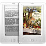 Aluratek AEBK07FS Libre I Color eBook Reader with 2GB Built-in Memory