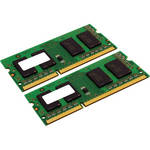 Lifetime Memory 8GB (2x4GB) SO-DIMM Notebook Memory Upgrade Kit