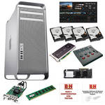 B&H Photo Mac Pro Workstation Blackmagic Design DaVinci Resolve/Mac Pro RAID Turnkey System