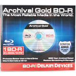 Delkin Devices Blu-ray 200 Year Disc - Single