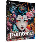 Corel Painter 12 Software (Upgrade)