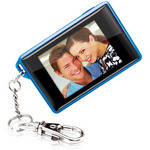 Coby DP180 Digital Photo Keychain (Blue)