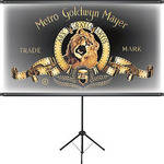"Sima MGM-83PS Portable Compact Self-Standing Screen (40.5 x 72"")"