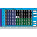 Leader DUAL SDI INPUT/SINGLE SDI ANALYZER