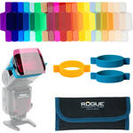ExpoImaging Rogue Gels Universal Lighting Filter Kit (Set of 20)