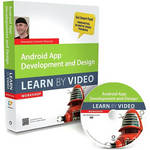 Pearson Education Android App Development and Design: Learn by Video