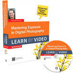 Pearson Education Book & DVD-ROM: Mastering Exposure in Digital Photography: Learn by Video