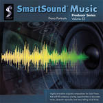 SmartSound Piano Portraits - Producer Series Volume 53