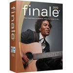 MakeMusic Finale 2012 - Professional Notation Software