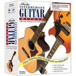 eMedia Music CD-ROM: Intermediate Guitar Method (Version 3), By Kevin Garry