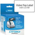 "Dymo LabelWriter VHS Video Top Labels (1 4/5 x 3 1/10"")"