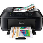 Canon PIXMA MX372 All-In-One Color Inkjet Office Printer