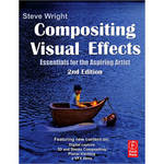 Focal Press Book: Compositing Visual Effects: Essentials for the Aspiring Artist (2nd Edition)