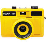 Holga HolgaGlo 135BC Glows in the Dark Camera (Solar Yellow)