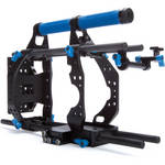 Redrock Micro ultraCage | blue 15mm Cinema Bundle for Canon C300