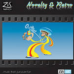 Sound Ideas NIGHTINGALE ZiS MUSIC 107-NOVELTY/RETR