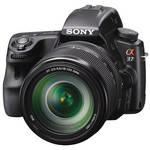 Sony Alpha SLT-A37 Digital Camera with 18-135mm Zoom Lens