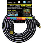 Xtreme Cables High-Speed v1.4 HDMI Cable on Hang Card - 100'